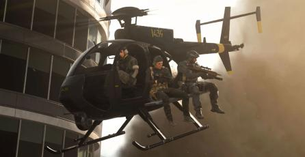<em>Call of Duty: Warzone</em> se despide de los helicópteros