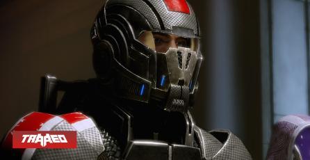 Electronic Arts prepara remaster en HD de la trilogía de Mass Effect