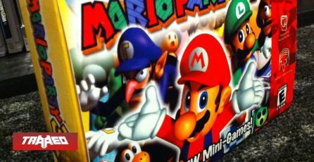 Se cumplen 19 años desde el estreno de Mario Party 3