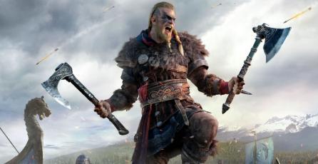 Así de impresionante se verá <em>Assassin's Creed: Valhalla</em> en Xbox Series X