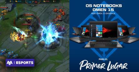 Movistar Online Super Series: Inscríbete en el torneo gratuito de League of Legends hasta el 10 de mayo