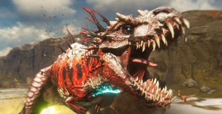 Estudio de <em>Just Cause</em> revela <em>Second Extinction</em>, un juego de disparos y dinosaurios