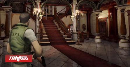 Fan recrea el Remake de Resident Evil con gráficos de RE4