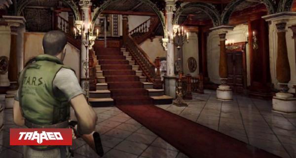Fan recrea el Remake de Resident Evil con gráficos de RE4