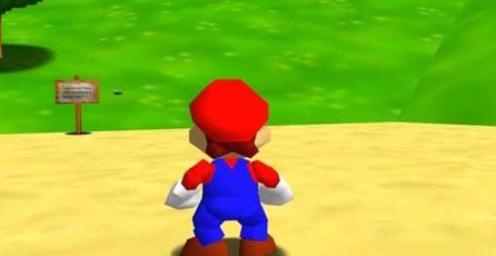 Nintendo retira el port de <em>Super Mario 64 </em>para PC por violación de derechos de autor