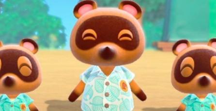 La fiebre por <em>Animal Crossing: New Horizons </em> llegó hasta la NFL