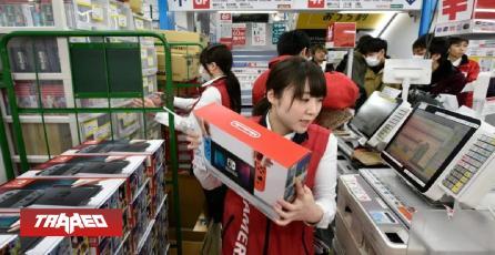 Nintendo Switch usadas se están vendiendo US $160 más caras que una nueva en Japón