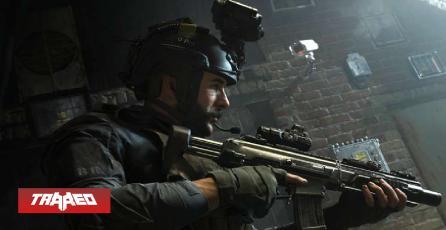 Call of Duty: Modern Warfare obtendrá un mapa de MW3 popular pronto