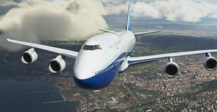 Comparan <em>Microsoft Flight Simulator</em> con el mundo real y la similitud es increíble