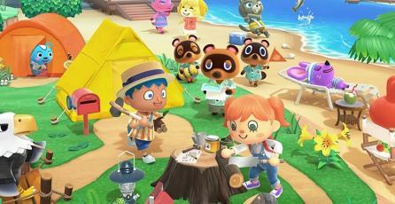<em>Animal Crossing</em> vuelve al puesto de honor en Reino Unido