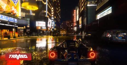 Mod Reshade Ray Tracing hace que GTA IV se vea magnifico con el motor de GTA V