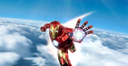 En julio podrás sentirte Iron Man en realidad virtual