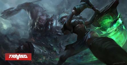 Video muestra la toxicidad de jugadores high elo de League of Legends sin consecuencias
