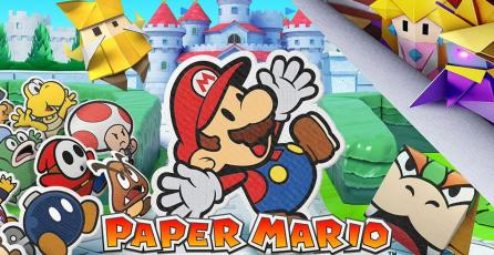 ¡Sorpresa! Un nuevo <em>Paper Mario</em> está en camino a Nintendo Switch