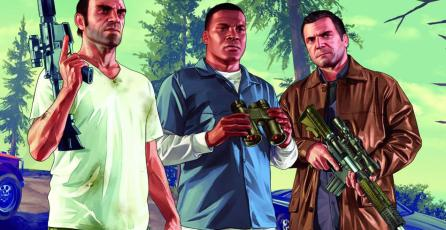 ¡La Epic Games Store regalará copias de <em>Grand Theft Auto V</em>!