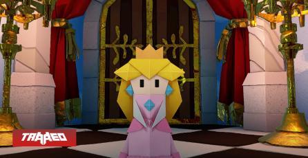 CONFIRMADO: Paper Mario The Origami King es el próximo juego de la franquicia en Switch