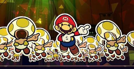 <em>Paper Mario: The Origami King</em> contará con un nuevo sistema de combate
