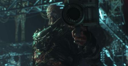 El poderoso Nemesis ya es jugable en <em>Resident Evil Resistance</em>