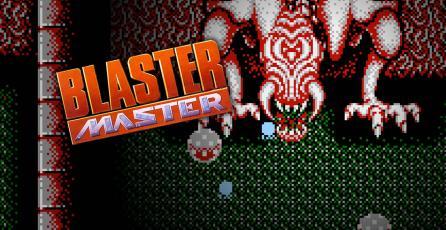 #ViernesRetro: <em>Blaster Master</em>