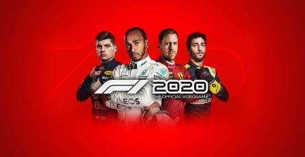 <em>F1 2020</em>: llevando la fantasía de ser un piloto a otro nivel