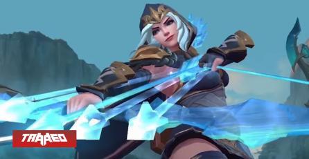League of Legends Mobile prepara alpha cerrada a partir de junio