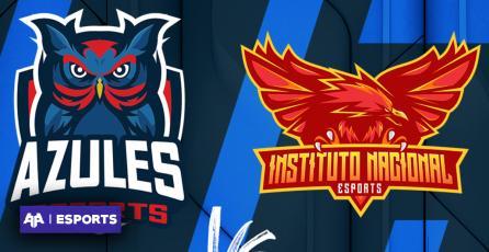 "Inicia el MSS de League of Legends con ""clásico"" Azules Esports vs Instituto Nacional"