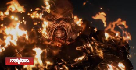 Nuevo origen de Nemesis apuntaría al Remake de Resident Evil 4