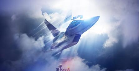 Quédate en casa: <em>Ace Combat 7</em>, los ases pueden desafiar al cielo verdadero