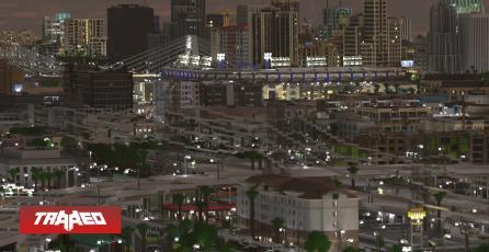 Realismo: Construyen durante 9 años ciudad en Minecraft con más de 400 personas