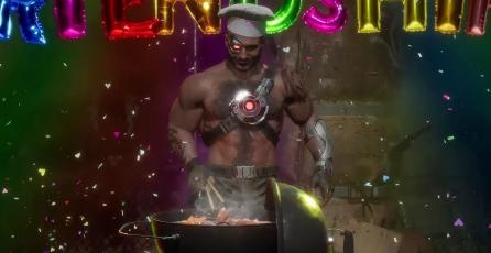 <em>Mortal Kombat 11</em>: así de geniales serán los Friendships de <em>Aftermath</em>