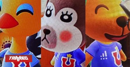 """""""Le pusieron una polera de la U a mis aldeanos"""": Jugador de Animal Crossing descarga en ira"""