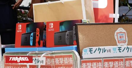 Japón dispara reventa de Switch ante falta de stock: Se venden hasta en carros en la calle