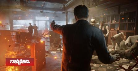 Mafia Edición definitiva llegará el 28 de agosto a PC, PS4 y Xbox One