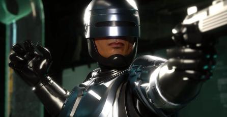 <em>Mortal Kombat 11</em>: RoboCop y Terminator se enfrentan en nuevo trailer