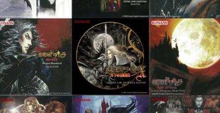 Ya puedes escuchar varias bandas sonoras de <em>Castlevania</em> en Spotify de forma más cómoda