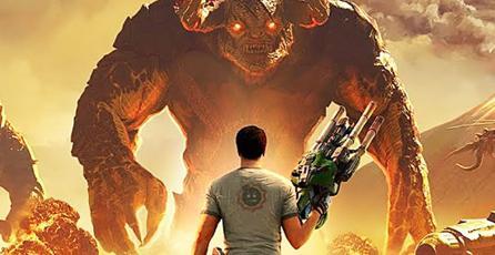 <em>Serious Sam 4</em> es una realidad y debutará primero en Steam y STADIA