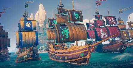 Ya hay fecha para navegar los mares de <em>Sea of Thieves</em> en Steam