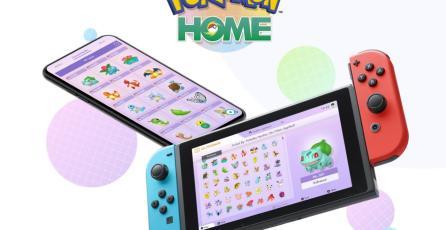 Pokémon HOME te permitirá intercambiar con amigos desde lejos
