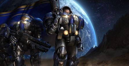 <em>StarCraft:</em> profesional jugó el RTS de Blizzard con un teclado gigante