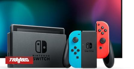 Nintendo Switch lideró récord de consolas vendidas en Estados Unidos durante abril