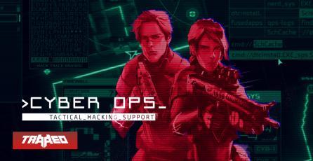 Cyber Ops, videojuego chileno TÁCTICO ya se encuentra disponible en Steam
