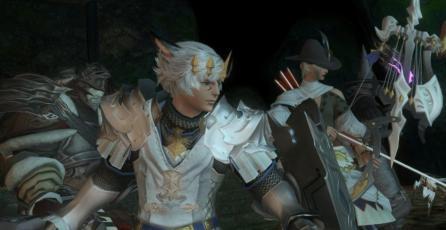 ¡Gratis! Están regalando <em>Final Fantasy XIV</em> para PS4 por tiempo limitado