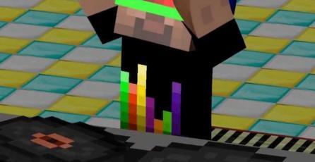 <em>Minecraft </em>será la sede de un festival de música electrónica con Diplo
