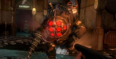 Copias físicas de <em>BioShock</em> para Switch requerirán una gran descarga
