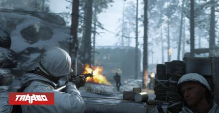 Call Of Duty: WWII estará disponible desde mañana para miembros de PlayStation Plus