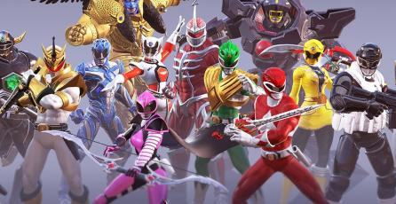 <em>Power Rangers: Battle for the Grid</em> recibirá más personajes como DLC