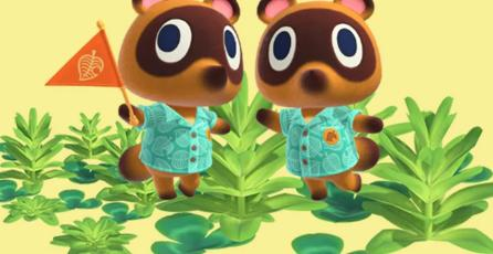 <em>Animal Crossing: New Horizons</em> sigue imparable en Reino Unido