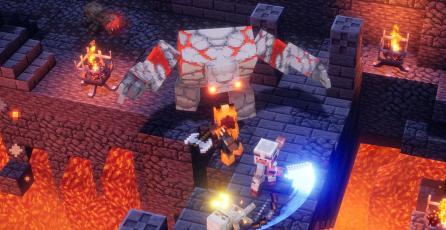 Confirmado: <em>Minecraft Dungeons</em> tendrá varias expansiones