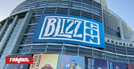 Blizzard cancela oficialmente el desarrollo de BlizzCon 2020