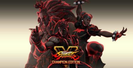 5 nuevos peleadores llegarán a Street Fighter V